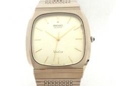 セイコー 腕時計美品  ドルチェ 7731-5091 レディース ゴールド