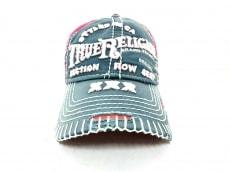 トゥルーレリジョンの帽子