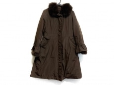フランコフェラーロ ダウンコート サイズ2 M レディース美品  冬物