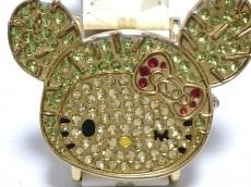 トキドキの腕時計