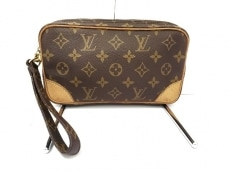 LOUIS VUITTON(ルイヴィトン)のマルリー・ドラゴンヌPMのセカンドバッグ