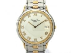 ディオール/クリスチャンディオールの腕時計