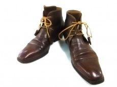 ステファノビのブーツ