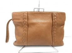 デルコンテのセカンドバッグ