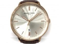 ジョルジオフェドンの腕時計