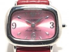 アッシュ&ダイヤモンドの腕時計