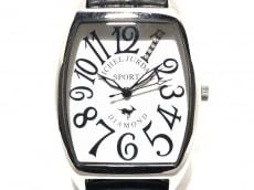 ミッシェルジョルダンの腕時計