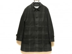 ブラックレーベルクレストブリッジのコート