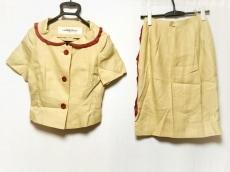 ユキサブロウワタナベのスカートスーツ