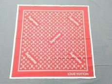 LOUIS VUITTON(ルイヴィトン)のシュプリーム モノグラム バンダナ