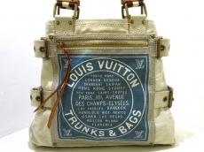 LOUIS VUITTON(ルイヴィトン)のカバトワルMMのトートバッグ
