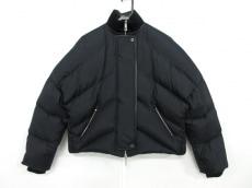エルメスのキルティング・ショートジャケット