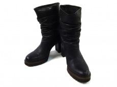ステファノガンバのブーツ