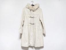 BALMAIN(バルマン) コート サイズ9 M レディース美品  白