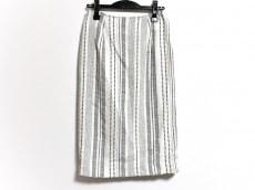 コラージュのスカート