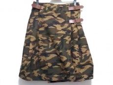 イナのスカート