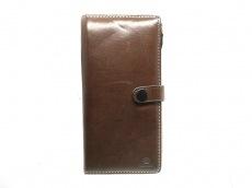 クリードの長財布