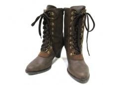 ボナジョルナータのブーツ