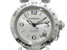 Cartier(カルティエ)のパシャCメリディアンGMT