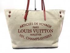 LOUIS VUITTON(ルイヴィトン)のカバMMのトートバッグ
