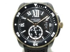 Cartier(カルティエ)のカリブル ドゥ カルティエ ダイバー