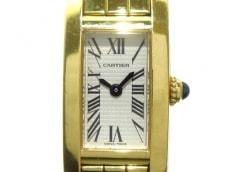 Cartier(カルティエ)のタンクアロンジェ ラニエール