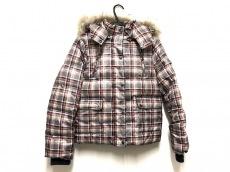 アーノルドパーマーのダウンジャケット