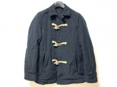 ブルーワークのコート