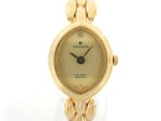 ユンハンスの腕時計