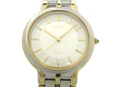 SEIKO(セイコー) 腕時計美品  DOLCE 8N41-6100 ボーイズ シルバー