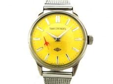 トランスコンチネンスの腕時計