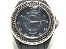 フェイスアワードの腕時計