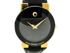 モバードの腕時計