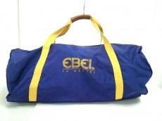 エベルのボストンバッグ