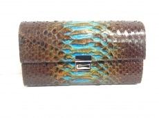 アイソラの長財布