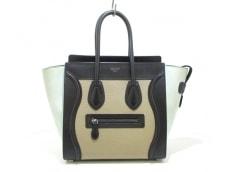 CELINE(セリーヌ)のラゲージマイクロショッパーのトートバッグ