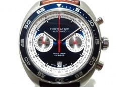 HAMILTON(ハミルトン)のパンユーロ クロノグラフ31