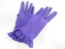 バレンシアガの手袋