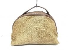レッドウォールボルボネーゼのハンドバッグ