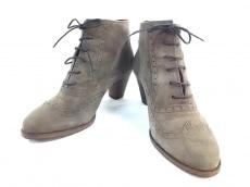 ルカグロッシのブーツ