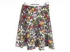 ケイタマルヤマ スカート サイズ1 S レディース美品  花柄