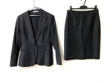セオリーリュクス スカートスーツ サイズ42 L レディース 黒
