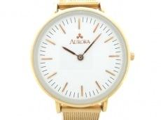 アウロラの腕時計