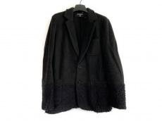 ゴム オムのジャケット