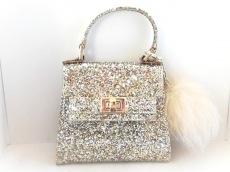 アッシュ&ダイヤモンドの3つ折り財布