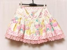 アンジェリックプリティのスカート