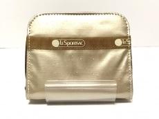 レスポートサックの2つ折り財布