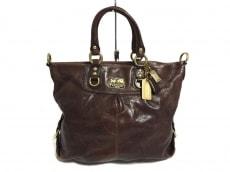 COACH(コーチ)のマディソン レザー ジュリアンのハンドバッグ