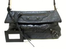 BALENCIAGA(バレンシアガ)のC.エンベロープのショルダーバッグ
