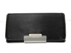 ジョルジオアルマーニパフュームの長財布